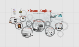 Story of the Steam Engine