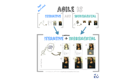 Agile is incremental and iterative