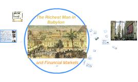 Personal Finance - Strategic Marketing