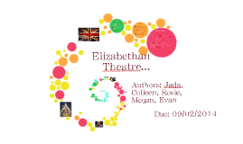 ELizabethan Theatre...