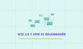 Web 2.0 y Apps de colaboración