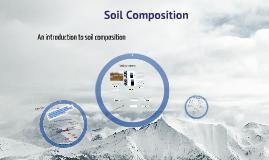 Soil composition introduction