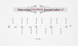 Mūsu mīļajai MAMMAI/ Jaunajai babai 70!