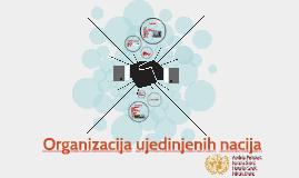 Organizacija ujedinjenih nacija