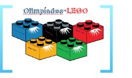 Olimpíades LEGO