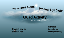 Quad Activity
