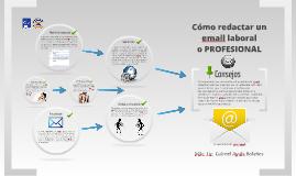 Cómo redactar un email laboral o PROFESIONAL