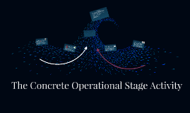 Copy of The Concrete Operational Stage Activity