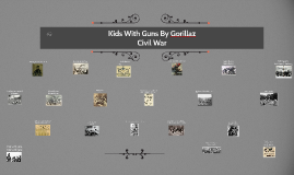 Kids With Guns: Gorillaz