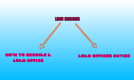 Loan Officer