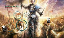 Copy of El Proceso de Juana de Arco