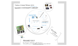 Copy of Turitea Library Mind Map Winter 2010