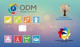 Objetivos de desarrollo del milenio y Objetivos de desarroll