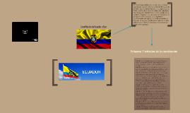 Constitucion de Ecuador 1830