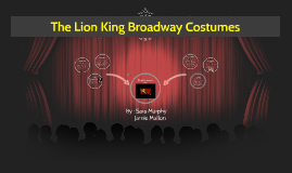 Copy of The Lion King Broadway Costumes