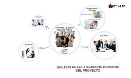DIRIGIR EL EQUIPO DEL PROYECTO