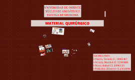 Copy of MATERIAL QUIRÚRGICO