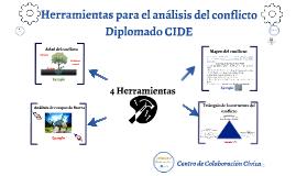 Copy of Herramientas para el análisis del conflicto