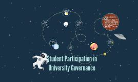 Student participation in university governance