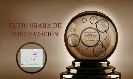 FLUJO GRAMA DE CONTRATACION