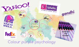 Colour purple psychology