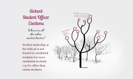 iSchool Student Officer Elections