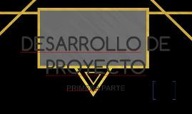 DESARROLLO DE PROYECTO