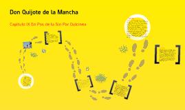 Copy of Don Quijote De La Mancha - Cap 4