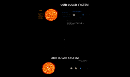 EDF2301 Multiliteracies Assignment 1 - Solar System