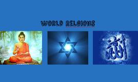 World Religions culminating- Brianna Carr