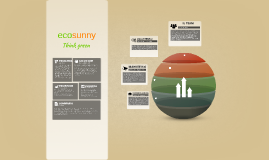 ecosunny Business