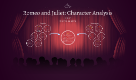 Copy of Romeo and Juliet: Character Analysis