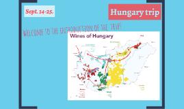 Hungary Trip 2017