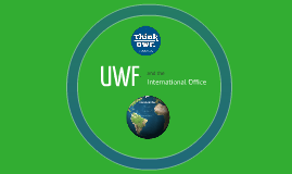 UWF and the International Office