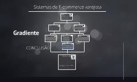 Copy of Sistemas de Ecommerce varejista