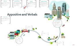 Appositive and Verbals