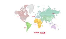 Copy of Mapa mundi