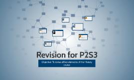 Revision of Unit 1