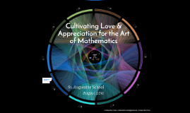 Cultivating Love & Appreciation for the Art of Mathematics