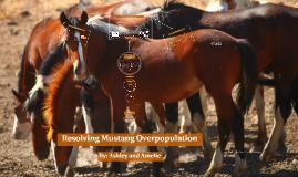 Resolving Mustang Overpopulation