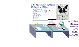 The Multiplier/Butterfly Effect