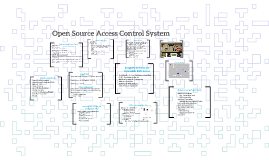 Copy of Open Source Access Control System