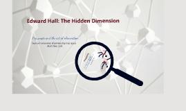 Hall - Hidden Dimension