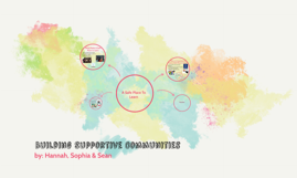 Building Supportive Communities