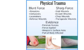 Physical Trauma