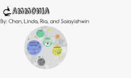 Copy of Ammonia