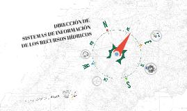 DIRECCION DE SISTEMAS DE INFORMACIÓN DE LOS RECURSOS HÍDRICO