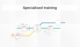 Specialised training
