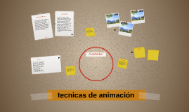 tecnicas de animación