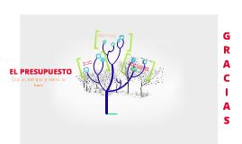 Copy of Copy of Copy of EL PRESUPUESTO